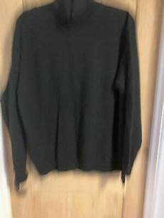 United Colors Of Benetton Size Chart United Colors Of Benetton Black Lamdswool Sweater Size