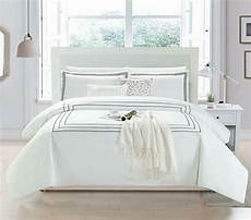 hotel bedding duvet cover set with pillow quilt