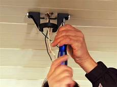 How To Install Ceiling Light In Old House How To Hang An Outdoor Ceiling Fan How Tos Diy