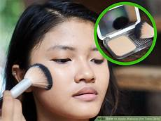 makeup for teens how to apply makeup for with pictures wikihow