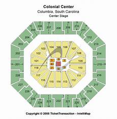 Colonial Life Arena Seating Chart Colonial Life Arena Tickets And Schedule