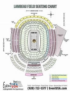 Lambeau Field Billy Joel Seating Chart Packer Stadium Di 2020