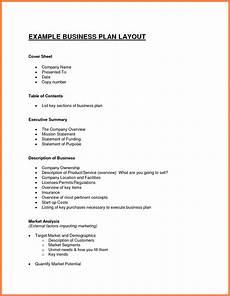 Standard Business Plan Outline 12 Exles Business Plan Outline Bussines 2017 Business