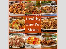 Healthy One Pot Meals: 6 Easy Diabetic Dinner Recipes