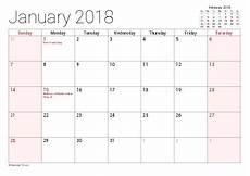 How To Make A 12 Month Calendar In Word Printable 2018 Calendars Pdf Calendar 12 Com
