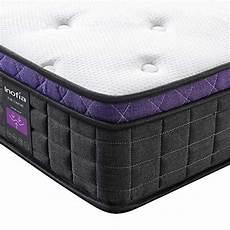 inofia mattress memory foam and mattress 25cm smax
