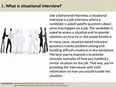 Situational Interview Questions And Answers Top 10 Situational Interview Questions And Answers