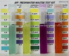 Api Nitrate Test Kit Color Chart The Fishey Business