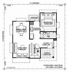 ernesto compact 4 bedroom modern house design eplans
