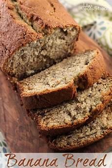 Light Banana Bread Banana Bread Julie S Eats Amp Treats