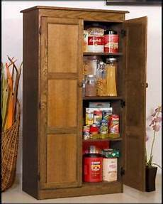 wooden 2 door storage pantry kitchen wood cabinet w