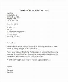 Letter Of Resignation To Parents From Teacher 40 Resignation Letter Example Free Amp Premium Templates