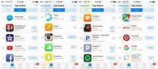 Apple Itunes Charts Is Apple Boosting Rankings Of Its Own Apps On App Store S