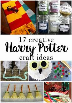 17 creative harry potter crafts all crafty things