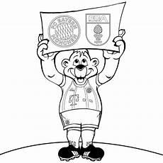 Fc Bayern Malvorlagen Zum Ausdrucken Fc Bayern Ausmalbilder Malvor