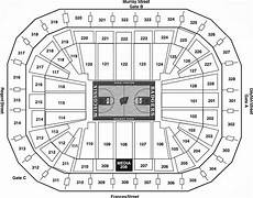 Wisconsin Badgers Seating Chart Get In The Game February 2013