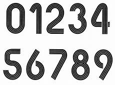 Fonts For Numbers Number Fonts Google Search With Images Lettering