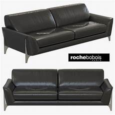 Large Sofa 3d Image by Roche Bobois Reflexion Large 3 Seat Sofa 3d Model