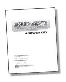 Solid State Fundamentals For Electricians And Students