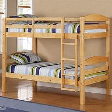 shop solid wood bunk bed free