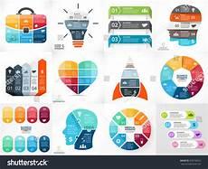 How To Make A Creative Chart Creative Vector Arrows Teamwork Infographics Presentations