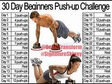 Push Up Chart For Beginners 30 Day Beginners Push Up Challenge Push Up Challenge 30