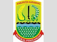 Logo Kabupaten Karawang   Kumpulan Logo Indonesia