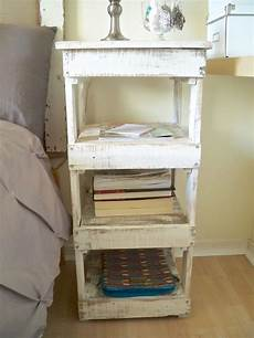 be sweetly inspired diy nightstand from wood a free