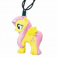 Fluttershy Christmas Lights My Little Pony Light Set Fluttershy Figure By Kurt Adler