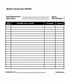 Sales Representative Weekly Report Sample Weekly Sales Report 5 Free Excel Pdf Word Documents