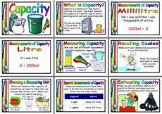Free Capacity Posters Ks2 Maths Resource Create An
