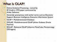 What Is Olap What Is Olap Data Warehouse Concepts It Online Training