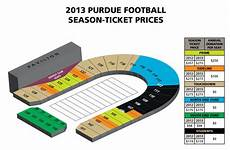 Purdue Stadium Seating Chart Boiled Sports My Take On Today S Ticket News
