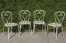 sedie da giardino in ferro battuto sedie da giardino in ferro battuto francia met 224 xix