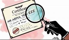 Fake Phd Fake Phd Holders Should Be Charged For Forgery