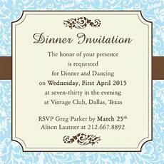 Sample Invitation For Dinner 13 Work Dinner Invitations Word Psd Publisher Free