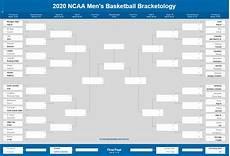 March Madness Brackets 2020 2020 Ncaa Tournament Bracketology Preseason