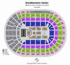 Schottenstein Center Concert Seating Chart Schottenstein Center Seating Chart Schottenstein Center