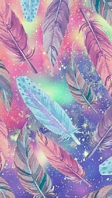 iphone blue feather wallpaper galaxy dreamcatcher wallpaper my wallpaper creations in