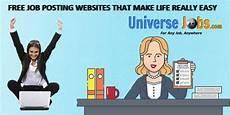 Job Posting Websites Free Job Posting Websites That Make Life Really Easy