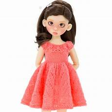 clothes for dolls doll summer dress doll clothes 18 inch doll knitting