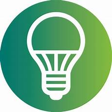 Led Light Bulb Symbol Nhs Ledlightbulb Icon Nhsaves