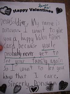 How To Write A Letter To A Soldier Little Boy Sends Deployed Soldier Priceless Thank