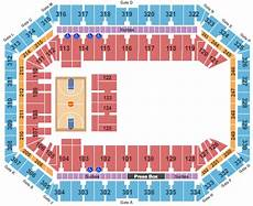 Sun Dome Basketball Seating Chart Carrier Dome Seating Chart Amp Seat Maps Syracuse