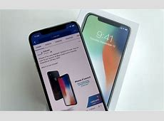 Celcom is offering the iPhone X for only RM100