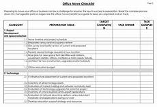 Relocation Checklist Excel Free Printable 35 Free Moving Checklist Templates Word