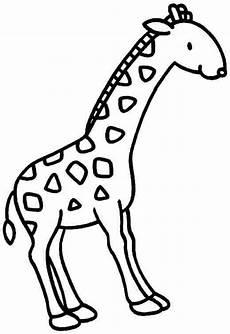 Ausmalbilder Drucken Giraffe Malvorlagen Fur Kinder Ausmalbilder Giraffe Kostenlos