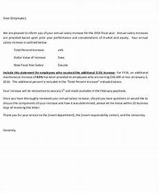 Salary Received Letter Format Salary Letter Templates 5 Free Sample Example Format