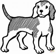Ausmalbilder Hunde Beagle Ausmalbilder Hunde Beagle Batavusprorace