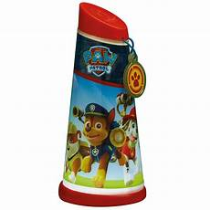 Paw Patrol Night Light Paw Patrol Go Glow Night Light Amp Torch 2 In 1 Kids Bedroom